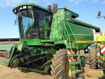 жатка зерновая JD625R
