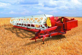 Жатки валковые зерновые ЖВЗ-7,0  и ЖВЗ-10,7