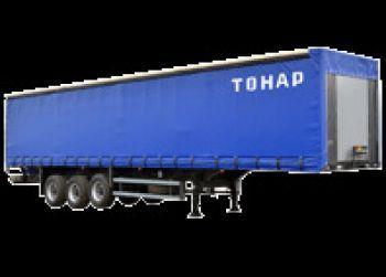 ТОНАР - автопоезда