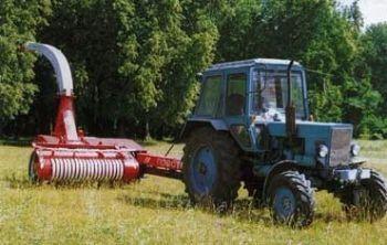 Комбайн ПН-400