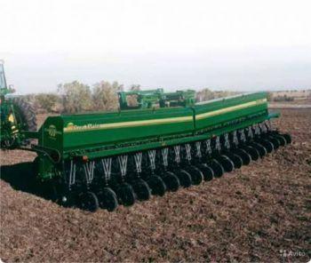 Great Plains  6 - 9  метровые сеялки зерновые