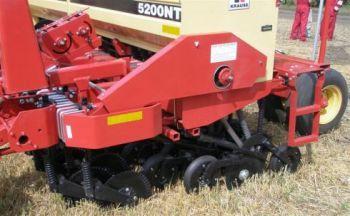 Зерновые механические сеялки Krause модель 5200-15 и 5200-20, 4,5м и 6,1м.no-till