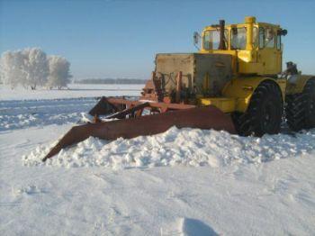 Снегоочиститель плужный двухотвальный СПД-3,5