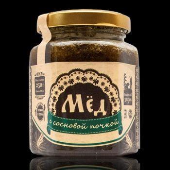 Мёд натуральный с Сосновой почкой