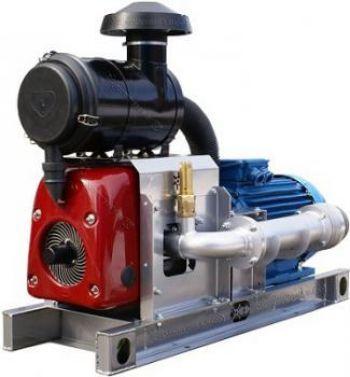 Компрессорный агрегат XK12 с электроприводом 30кВт