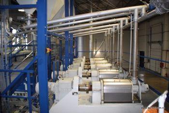 Линии по переработке масличных и зерновых
