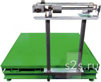 Весы механические с звуковой и световой сигнализацией набора веса