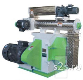 Пресс-гранулятор кольцевой промышленный ГКМ-320К(Н)