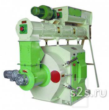 Гранулятор кольцевой ГКМ-320К (пеллетайзер кормов)
