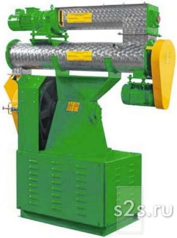 Гранулятор (пеллетайзер) кольцевой промышленный ГКМ-250К(Н)