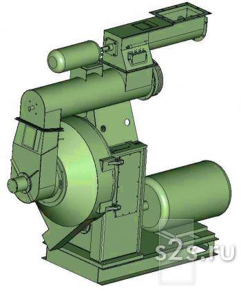 Пресс-гранулятор ОГМ-1,5 (не восстановленный, новый)