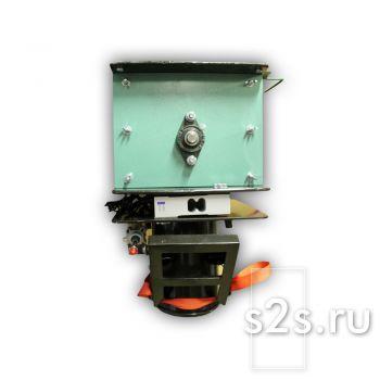 Дозатор фасовочный для сыпучих материалов с механическим зажимом шлюзового типа
