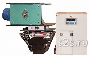 Дозатор весовой шлюзовый для фасовки сыпучих продуктов в мешки и пакеты