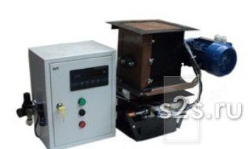 Весовой дозатор для фасовки пеллет в мешки и пакеты