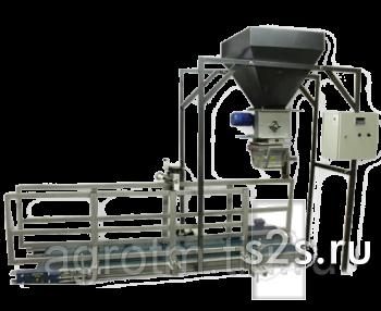 Фасовочно-упаковочный полуавтомат