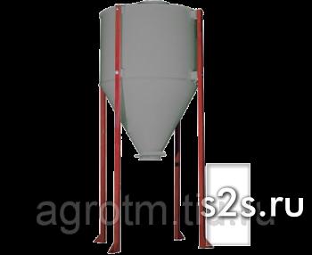 Бункер сыпучей продукции БСП-3,5