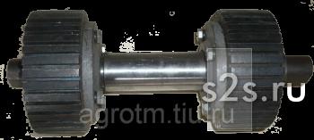 Ролик плоскоматричного гранулятора