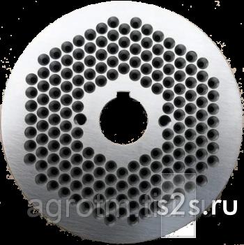Матрица 300 мм для пресс гранулятора