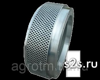 Матрица кольцевая д. 250 мм для гранулятора