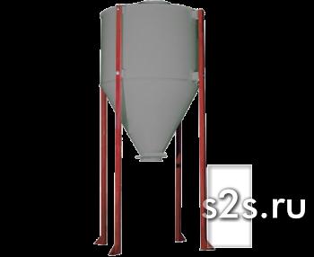 Бункер готовой продукции БСП-5