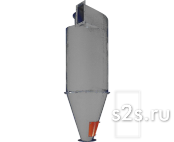 Циклон-осадитель ЦОЛ-1,5