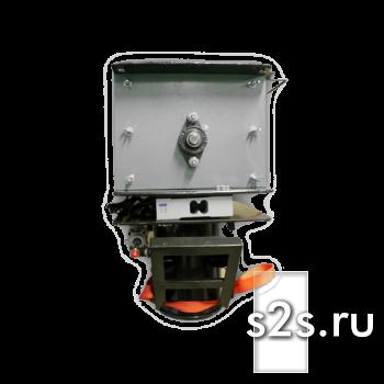 Дозатор весовой сыпучих материалов с механическим зажимом шлюзового типа