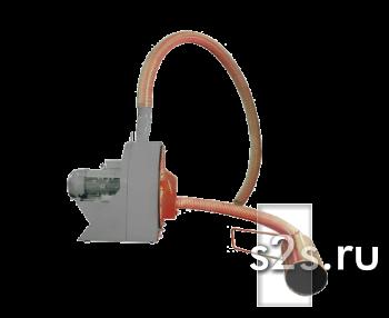 Дробилка пневматическая ДВР-7,5