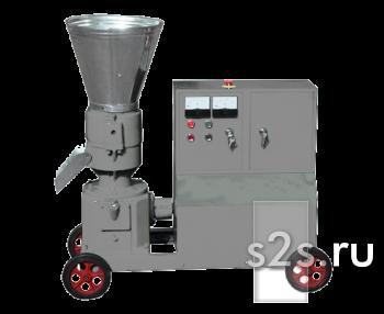 Мини гранулятор плоскоматричный ГПМ-200