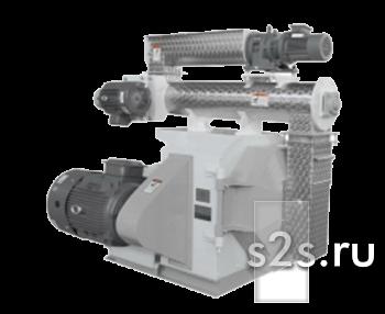 Пресс-гранулятор кольцевой ГКМ-320К(Н)