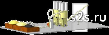 Комбикормовый завод АТМ-3