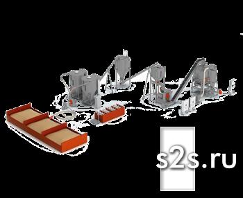 Комплекс гранулирования КГ-3