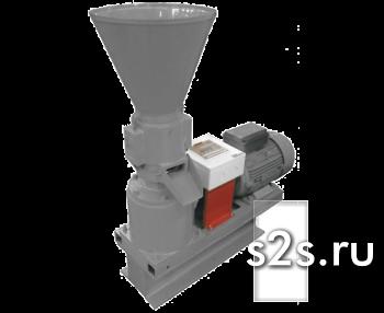 Пресс-Гранулятор плоскоматричный ГПМ-150