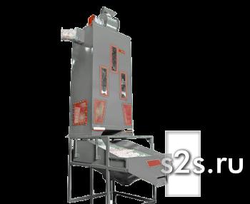 Колонна охлаждения гранул ОГ-1