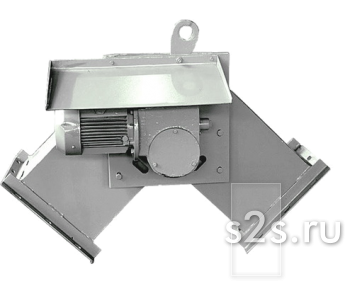 Клапан перекидной КПЭ-350