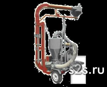 Пневматический зерномет ППС-20 (ВОМ)