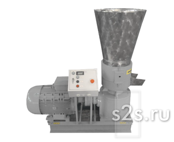 Гранулятор плоскоматричный ГПМ-400