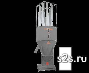 Смеситель сыпучих кормов шнековый СВ-2,3