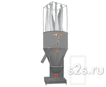 Смеситель шнековый СВ-3,7