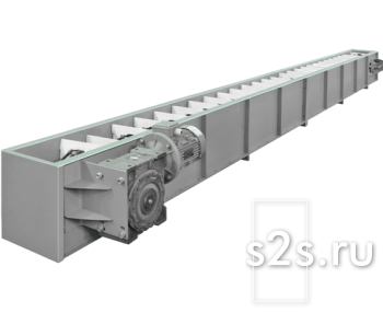 Конвейер цепной КЦС-200-8