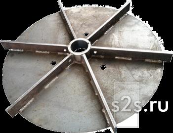Вентилятор для дробилки