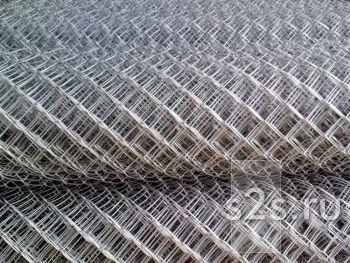 Сетка-рабица 10х10х1,2 (1м х 10м)
