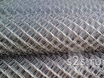 Сетка-рабица 45х45х2,0 (1м х 10м)