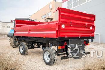 Прицепы тракторные грузовые Бизон 2ПТС-5 для МТЗ