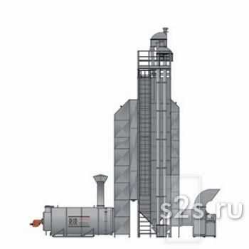 Зерносушилки RIR-C производительностью 5-30 т.