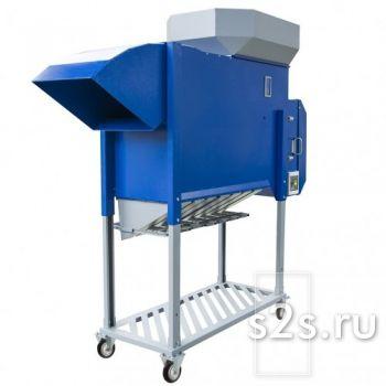 Сепаратор зерна АСМ 5, очиститель зерна, сои, подсолнечника, веялка