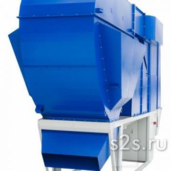 Аэродинамический сепаратор АСМ-50 АК, безрешетный очиститель зерна